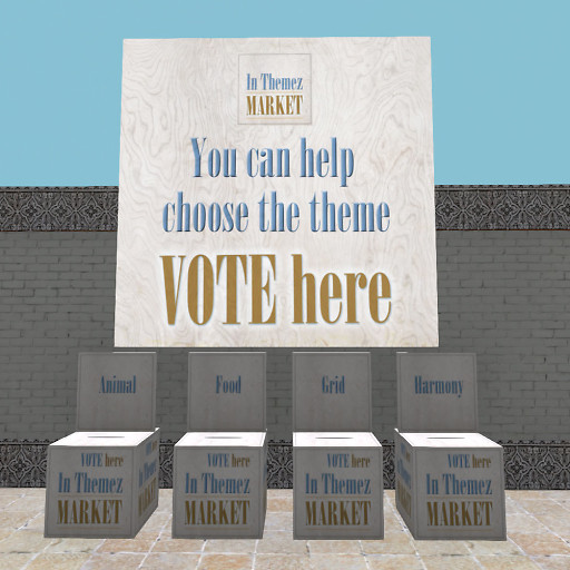 In Themez May Vote boxes
