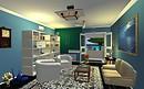 3D Lounge Design