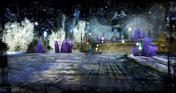 Pacifique Crystal Ballroom 3