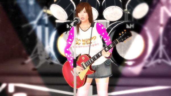 Her music activity 1
