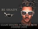 Glam Shades - In Store Now Slides/POP Slides