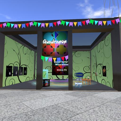 QT Galleries Dinkie Fit @Wee Folk HUB, Dreamhunter sim