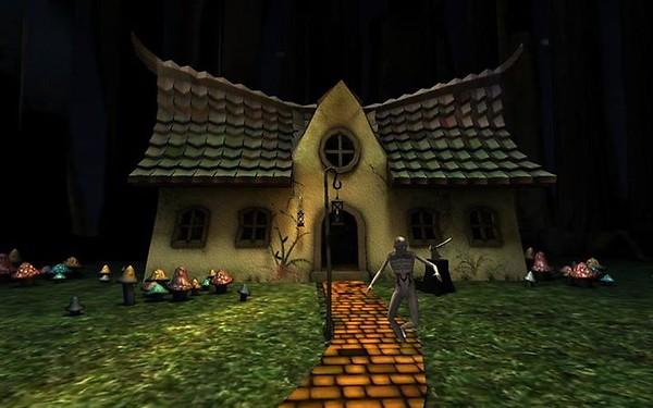 Björn M 3D Dark Forest Two Creature