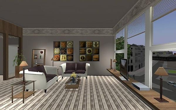 Cosy Personal 3D Space