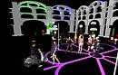3D Club scene