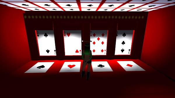 Flo's 3DCard Game