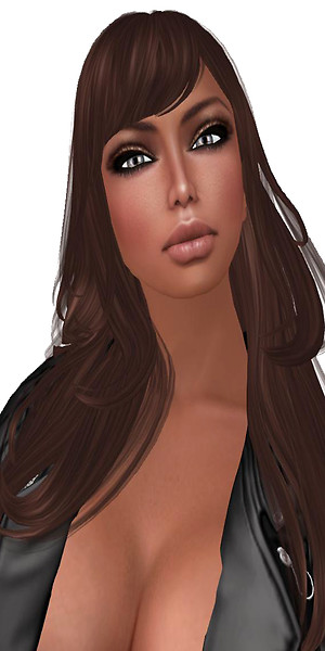 Agata Tan no make up
