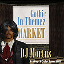 DJMortus In Themz poster