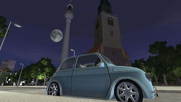 Cars in 3D