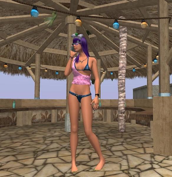 Beach style Amazona