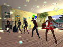 IW line dancers