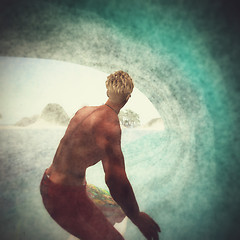 Surf Tunnel