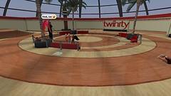 Twinity Hangout Area