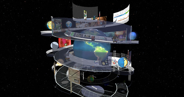 Abyss Observatory at Farwell
