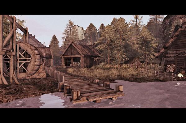 Village docks - Heimili