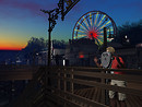 After Sunset in Wayward Carnival