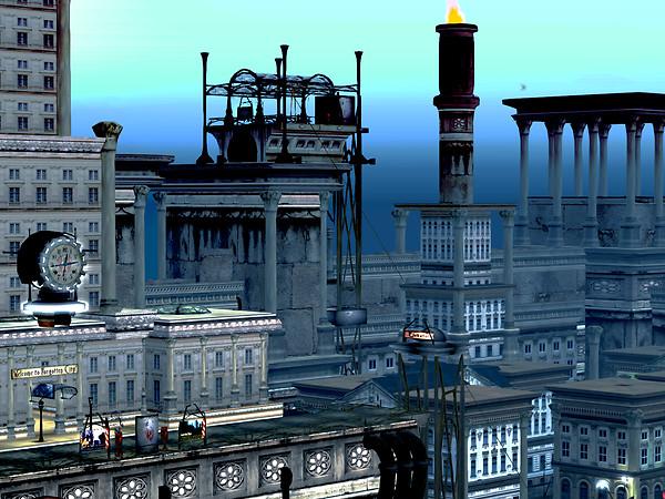 Forgotten City (2)
