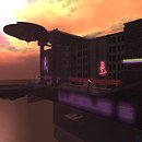 Lucidus 5 City view from Anti Matter Sim