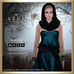 AZUL-Qulsome-Vendor pop