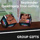 QT Galleries september 2015 group gift