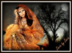 Zaria Kajira of Gor