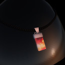 QT GL Male Mars Pendant steel mcNT vendor image