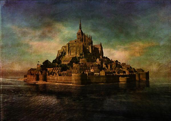 Merci, au revoir Mont Saint-Michel