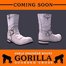 Ankle Engineer Boots: GORILLA - Concept/Coming Soon Slide