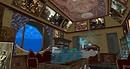 Jules Verne's Nautilus- Salon