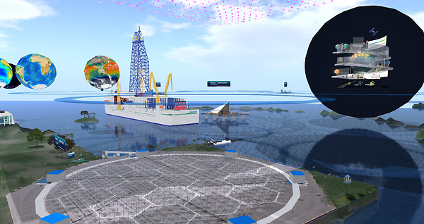 Abyss Observatory@Japan Open Grid