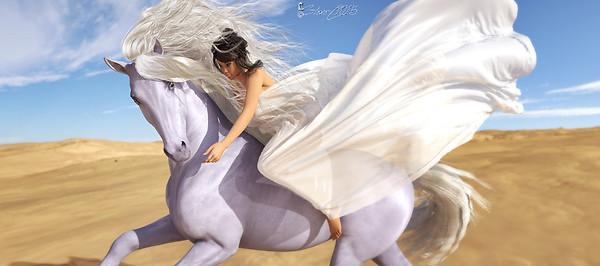 Elegance, Grace and Regal Beauty.....
