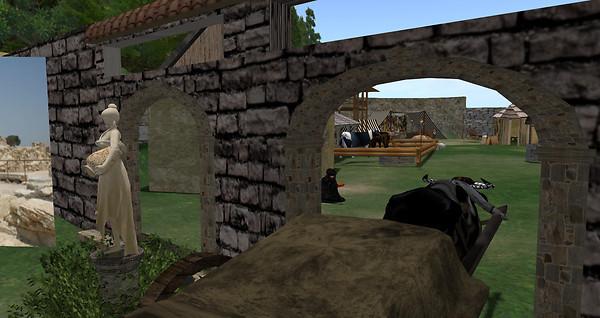 Late Roman Village, Nova Archaeology@VIBE