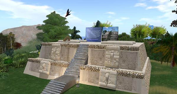 Maya, Nova Archaeology@VIBE
