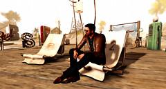 Tommi in Baja Cove