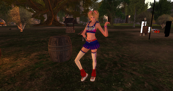Pom-Pom girl style_001