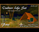 Outdoor Life Set
