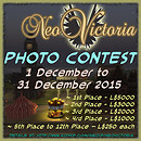 NeoVictoria Photo Contest 2015 Advert 512x512