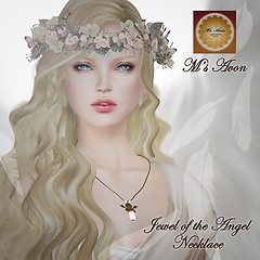 M's Avon_Jewel of the angel-Necklace