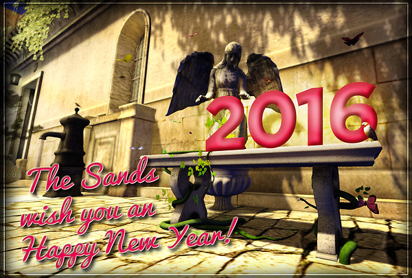 The Sands - Wish Card 2016