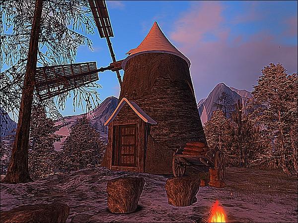 Heimili Torvaldsland Mill