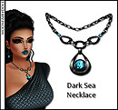 Dark Sea Necklace