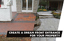 Markstone Landscaping - Create a Dream Front Entrance for Your Property