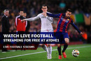 Watch Live Football Streaming For Free at Atdhe1 – Live Football Streams