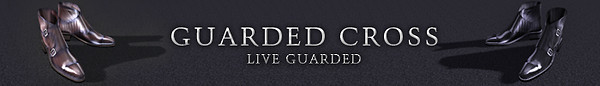 Guarded Cross MP Store-Front - Banner Update, feat. Ankle Monk Strap Boots