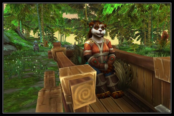Mijikai in a Yak Cart