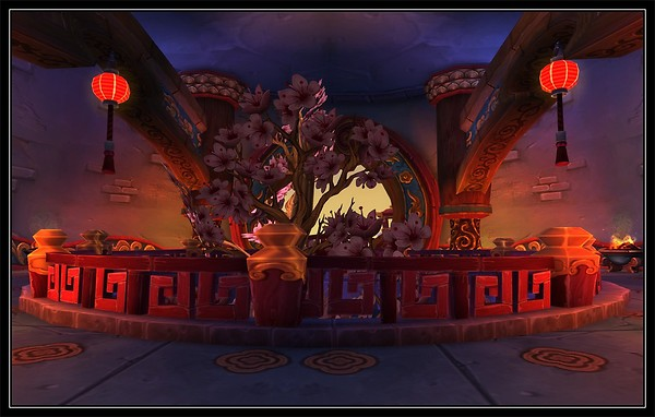 Temple of the 5 Dawns
