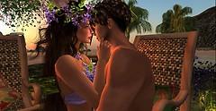 Spring Morning Kisses