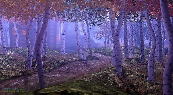Aspen Grove in contemplating mood