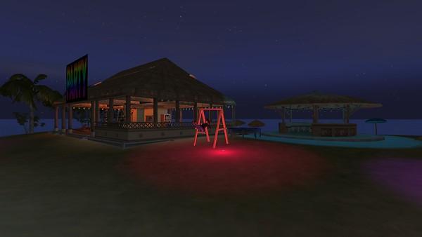 Our Romance Island.