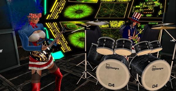 Urantia Rockers in the USA